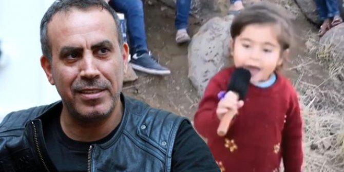 Haluk Levent'ten 4 yaşındaki kızın şarkı performansına tam not!