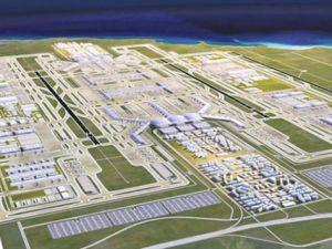İstanbul 3. Havalimanı'nın tanıtım filmi