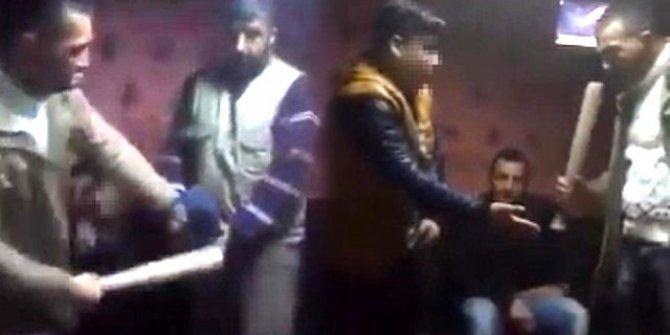 Hatay'da taciz iddiasıyla 16 yaşındaki genci dövme videosu büyük tepki topladı