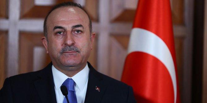 Çavuşoğlu'ndan Süleymani açıklaması: ''Sorunun çözülmesi için çaba sarf edeceğiz''
