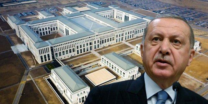 Erdoğan, MİT'in yeni binası 'KALE'yi hizmete açtı
