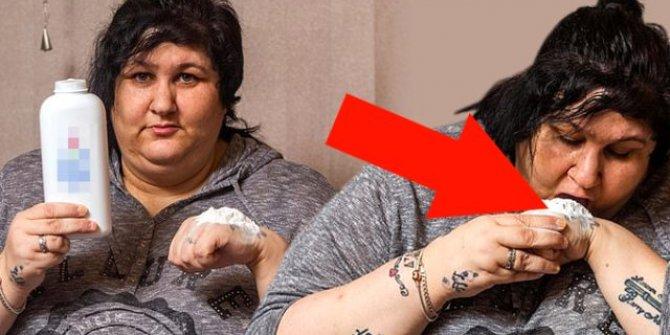 Kadının yediğini görenler şoka uğradı! Günde en az 200 gram...