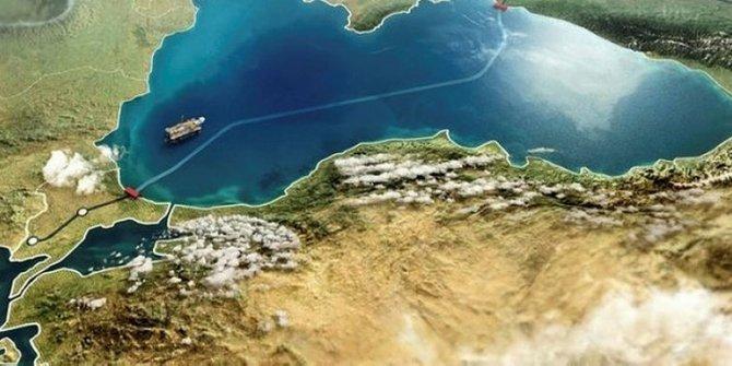 TürkAkım doğal gaz hattı açılışı yarın gerçekleşecek