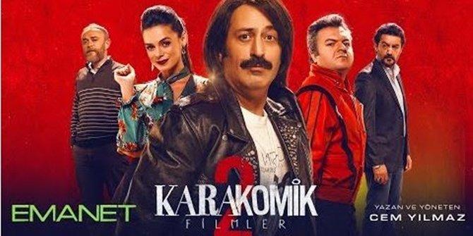 Karakomik Filmler 2 Emanet filminin ilk fragmanı yayınlandı