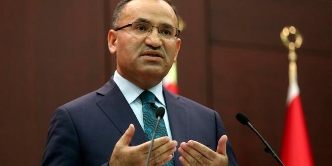 Başbakan Yardımcısı Bozdağ'ın Erken Seçim yanıtı