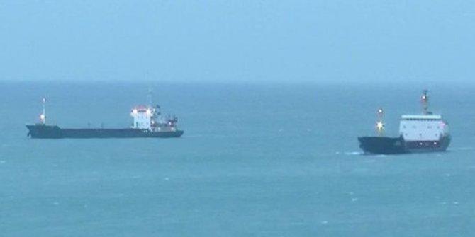 Karadeniz'de balıkçı teknesi ile tanker çarpıştı! 3 balıkçı kayıp