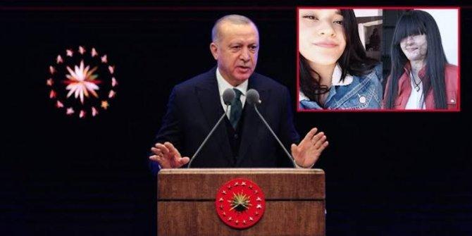 Berfin'den Cumhurbaşkanı Erdoğan'a büyük teşekkür: ''Beni çok mutlu etti''