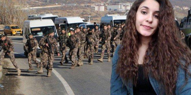 Tunceli'de kaybolan Gülistan Doku'yu arama çalışmaları sürüyor