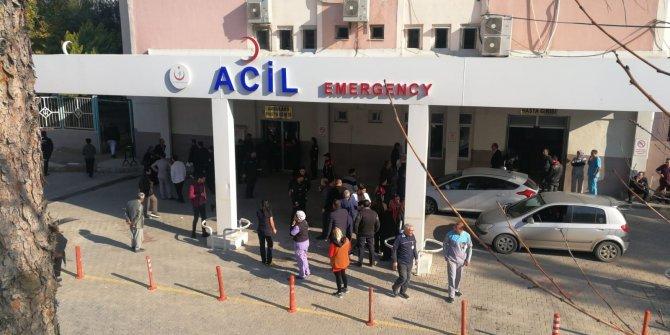 Mersin'de korkunç patlama! 2'i ağır 5 yaralı var