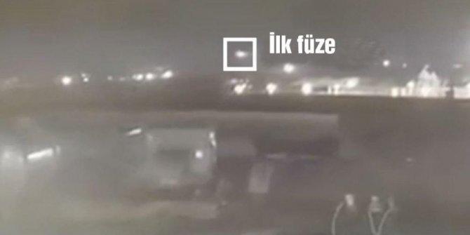 İran'ın, 176 kişiyi öldürdüğü Ukrayna uçağının görüntüleri ortaya çıktı