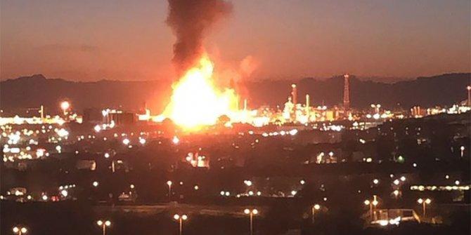 İspanya'da kimyasal patlama! 1 ölü 6 yaralı