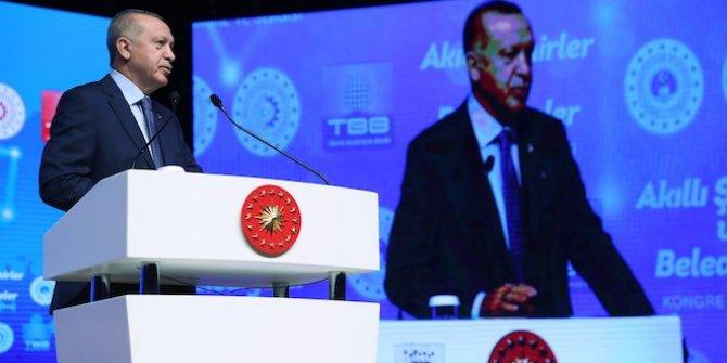 Cumhurbaşkanı Erdoğan: ''Siz güven verirseniz benim halkım senden gelip konut alır''