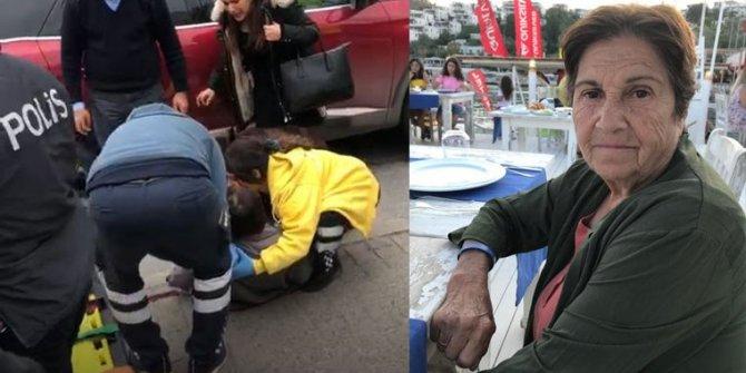 Kadıköy'de çekicinin kaldırdığı araçtan düşen kadın olayında soruşturma açıldı