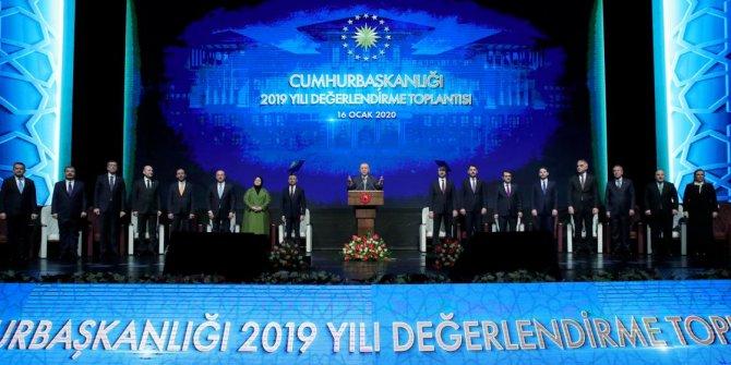 Cumhurbaşkanı Erdoğan: ''Ülkemizde sağlık sistemi tüm dünyaya örnek olacak''