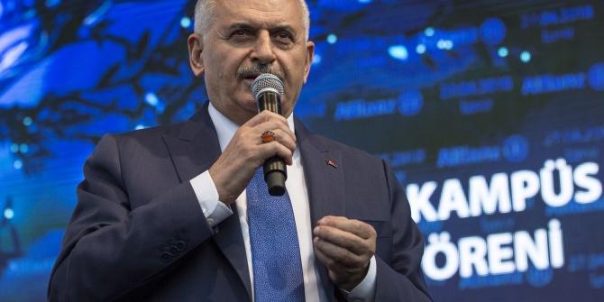 """Başbakan Yıldırım: """"Abdullah Gül aday olursa olur, olmazsa olmaz"""" dedi"""