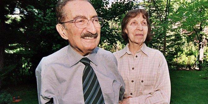 Rahşan Ecevit'in defin yeri eşi Bülent Ecevit'in yanı oldu
