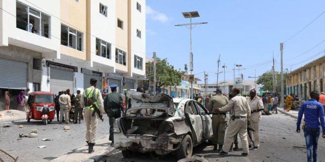 Somali'nin başkenti Mogadişu'da bombalı saldırı: 3'ü Türk 11 yaralı