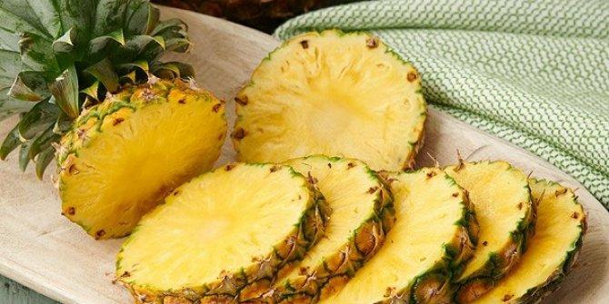 Ananas nasıl soyulur, nasıl yenir? Ananas kesme videosu