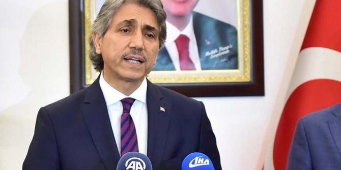 Fatih Belediye Başkanı Mustafa Demir'in istifa açıklaması - İzle