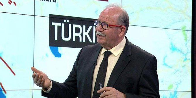 Prof.Dr. Şükrü Ersoy, depremde neler yapılması gerektiğini açıkladı