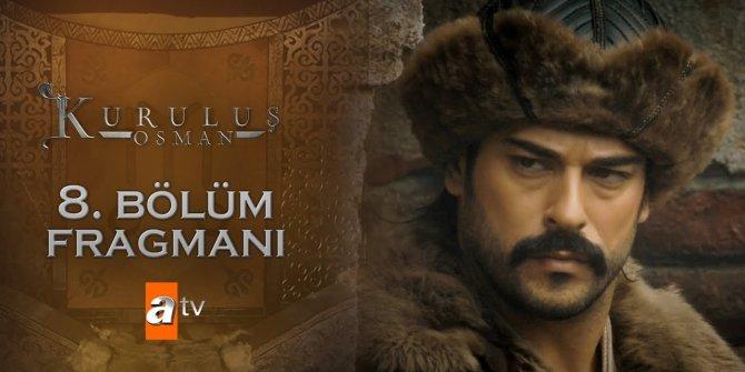 Kuruluş Osman 8. Bölüm fragmanı yayınlandı