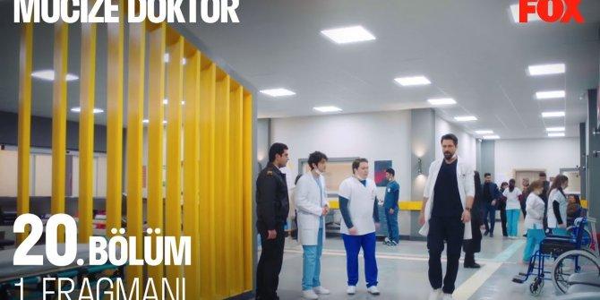 Mucize Doktor 20. bölüm fragmanı yayınlandı