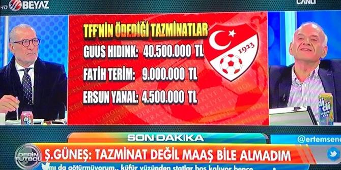Şenol Güneş, Ertem Şener'i neden aradı? İZLE