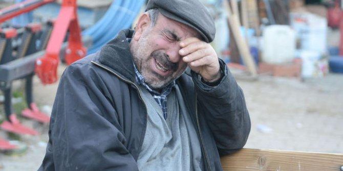 Elazığ Depreminde kardeşini kaybeden Basri Kara'nın feryadı!