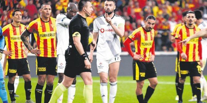 Bünyamin Gezer'den Göztepe Beşiktaş maçı yorumu: ''Maç tekrar edilmeli''