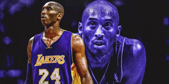 NBA'den Kobe Bryant'a büyük saygısızlık!