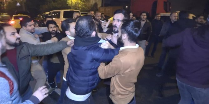 Esenyurt'ta taksiciler ve turizm şoförleri birbirine girdi! 11 gözaltı