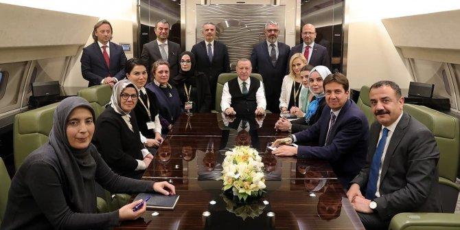 Cumhurbaşkanı Erdoğan'dan Trump'ın sözde barış planına sert tepki!
