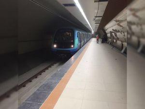 Pendik Metrosunda Test Sürüşleri Başladı