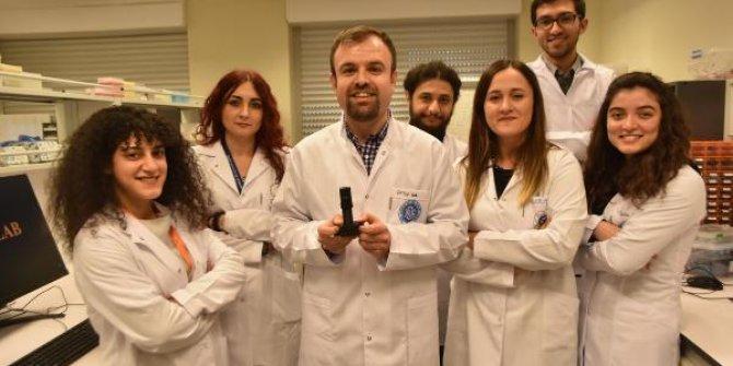 İzmir'de icat edildi! Domuz gribi virüsünü5 dakika içinde tespit edilebilecek