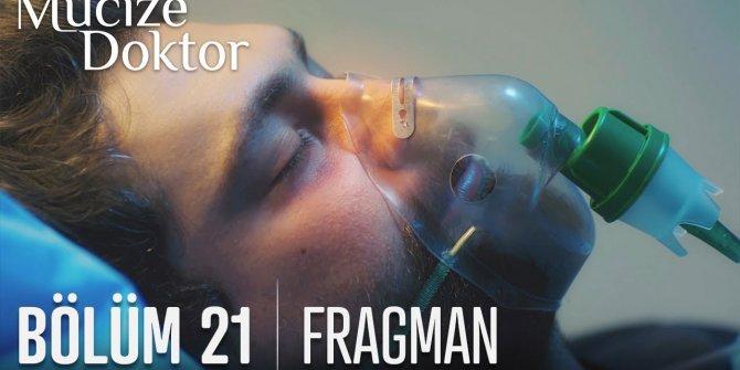 Mucize Doktor 21. bölüm fragmanı yayınlandı