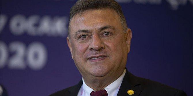 Çaykur Rizespor Başkanı Hasan Kartal'ı onurlandıran ödül!