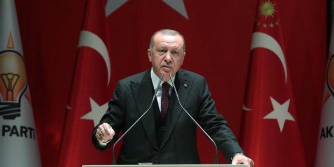 Cumhurbaşkanı Erdoğan'dan Kudüs yorumu: ''Kudüs bizim kırmızı çizgimizdir''