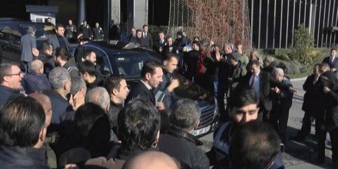 İBB Başkanı Ekrem İmamoğlu Şişli'de protesto edildi!