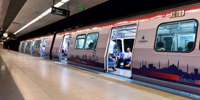 İBB duyurdu: Metro hattında çalışmalara devam!