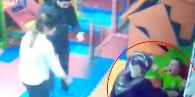 Düzce'de bir kreşte öğretmen dayağı skandalı! 2 yaşındaki çocuğu dövdü