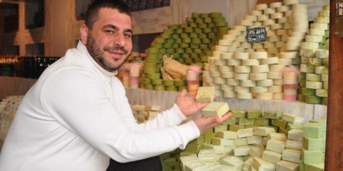 Mardin'den Çin'e koronavirüs için doğal sabun desteği!