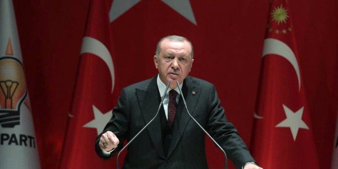 Cumhurbaşkanı Erdoğan'dan Yunan milletvekiline sert çıkış!