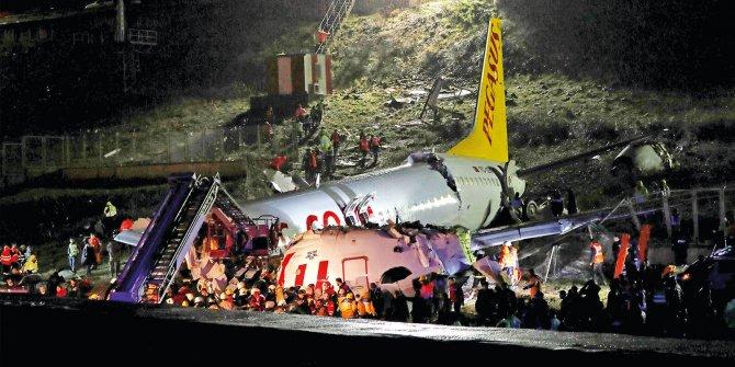 Bakan Koca'dan uçak kazası ile ilgili acı haber!