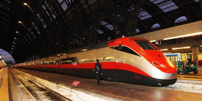 İtalya'da hızlı tren kazası! 2 ölü, 30 yaralı