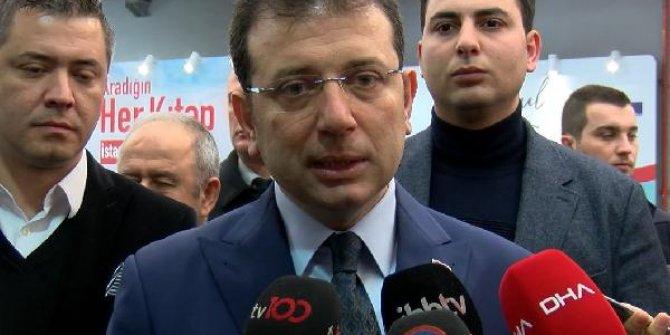 İBB Başkanı Ekrem İmamoğlu'ndan ulaşım zammıyla ilgili açıklama