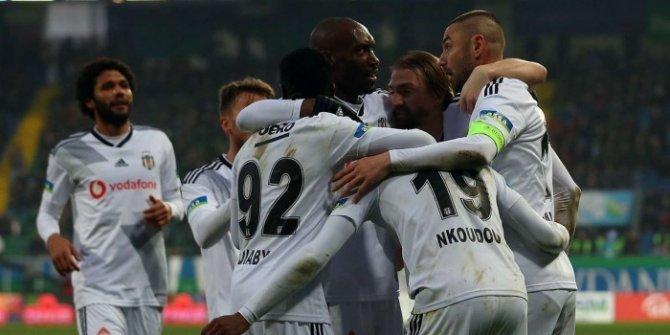 Beşiktaş-Gaziantep FK maçı ilk 11'ler açıklandı!
