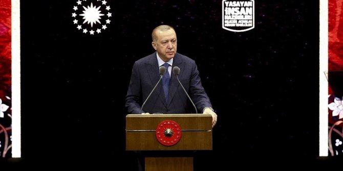 Cumhurbaşkanı Erdoğan: ''Rejim bedelini ağır ödeyecek''