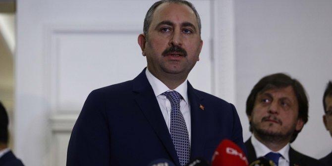 Bakan Gül'den Kadir Şeker açıklaması: ''Kimse 'Kadir suçludur' diyemez''