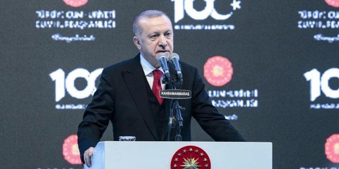 Başkan Erdoğan'dan AB'ne sert sözler: