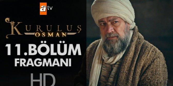 Kuruluş Osman 11. Bölüm fragmanı yayınlandı